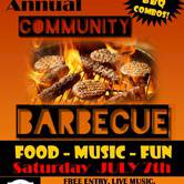 40th Anniversary Community BBQ