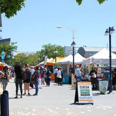 Jack London Square Farmers Market