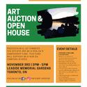 Art Auction & Open House
