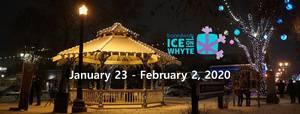 Boardwalk Ice on Whyte Festival