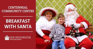CCC Breakfast with Santa