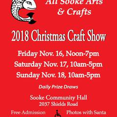 All Sooke Arts and Crafts Christmas Craft Show