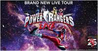 Power Rangers Live!