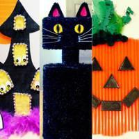 Halloween Costume Crafting