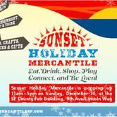 Sunset Holiday Mercantile 2017