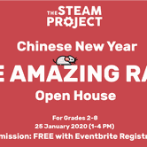 The Amazing Race: Chinese New Year Open House