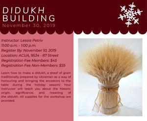 Didukh Building Workshop