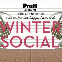 Pratt Alumni Portland Network Winter Social