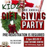 PESOS Kids Gift Giving Party