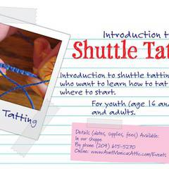 Introduction to Shuttle Tatting
