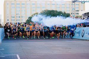 2018 BMW Dallas Marathon Weekend