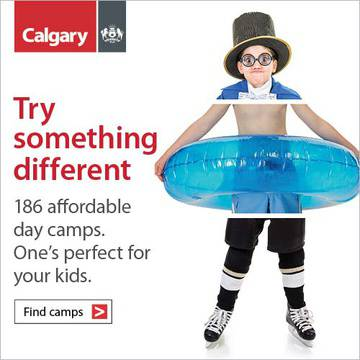 City of Calgary's promotion image