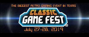 Classic Game Fest 2019
