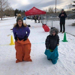 Free Pop Up Winter Family Fun!
