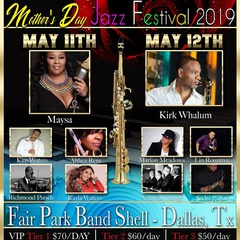Mother's Day Jazz Festival Summer 2019 Dallas