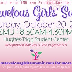 3rd Annual Marvelous Girls' Summit