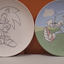COLOURING PAGE WORKSHOP: SONIC