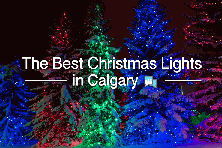 best christmas lights in calgary