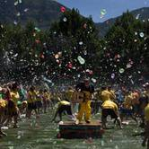 Splash Mob San Jose