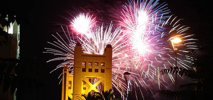 july 4th 2015 fireworks in sacramento chatterblock