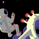 At-Home Adventure: The Abandoned Astronaut