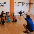 Sonic CrossFit Kids
