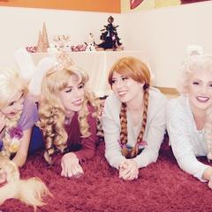 Princess PJ Party!