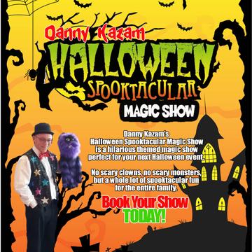 Danny Kazam's promotion image