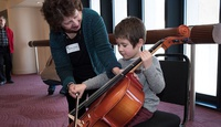 MUSIC FOR FAMILIES: STRINGING IT ALL TOGETHER: THE ELEMENTS OF MUSIC-MAKING