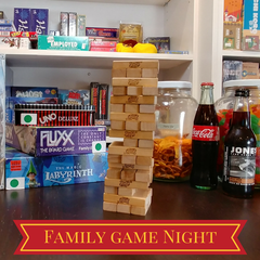 Family Games Night