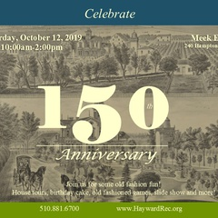 Meek Estate 150th Anniversary Celebration