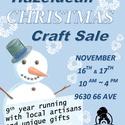 Hazeldean Christmas Craft Sale