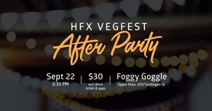 VegFest After Party