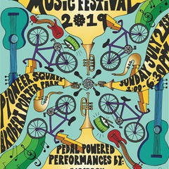 2019 Victoria Bicycle Music Festival