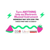 Turn ANYTHING Into an Electronic Musical Instrument