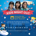 Kids Night Out Event