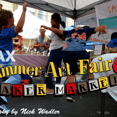 Alameda Summer Art Fair & Maker Market Presented by Flax