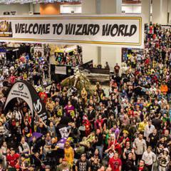 2020 Wizard World Portland