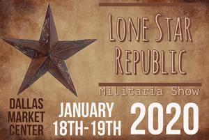 Lone Star Republic Militaria Show
