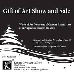 Gift of Art Show and Sale