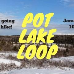 Pot Lake Loop via Bluff Wilderness Trail