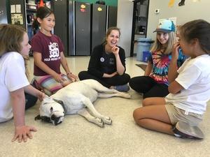 BC SPCA Among Animals Summer Camp