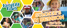 Fairytale Town Summer FunCamps 2018- Storybook Stage