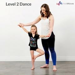 $5.00 Trial Classes- Ballet/jazz Level 2