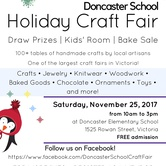 Doncaster Holiday Craft Fair
