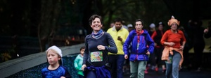 ORRC Turkey Trot at the Oregon Zoo – 4 mile Run & Walk with Kids' Tot Trot