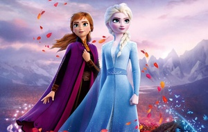 Ice Queen and Ice Princess All things Snowflake Party Singalong