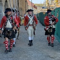 Citadel Hill Revolutionary War Re-enactment