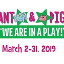 """Elephant & Piggie's """"We Are in a Play!"""""""