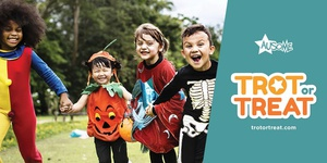 Trot or Treat in Support of Ausome